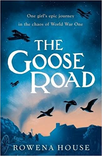 Goose Road Amazon cover