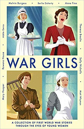 war girl amazon cover