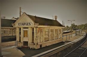 Etaples station 2