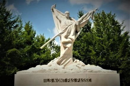 Mort Homme memorial, Verdun