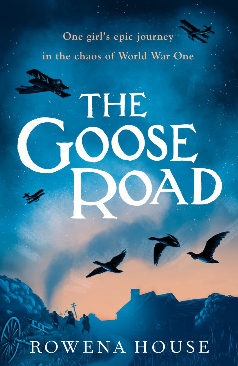 The Goose Road Blog Tour